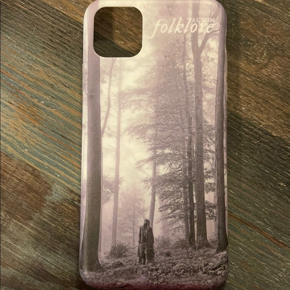 Taylor shift folklore iPhone 11 Pro Max case